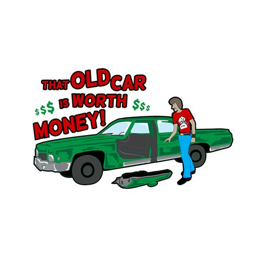 That Old Car Is Worth Money Get Offer Now For Top Cash Find Us