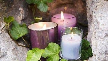 Kynttilä vanhaan kippoon, kahvikuppiin Lahja, muistaminen