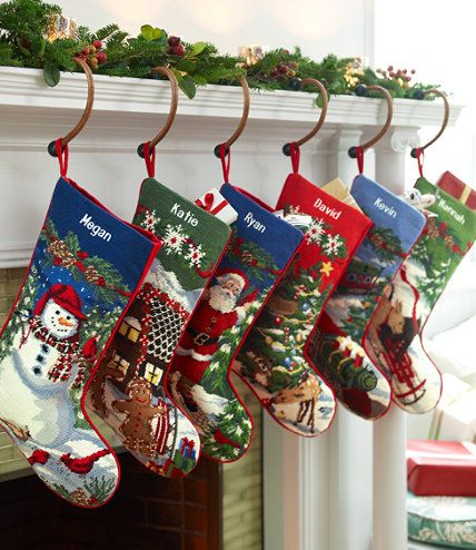 Stockings for our first christmas ll bean needlepoint stockings ll bean heirloom needlepoint stockings will have these ordered in time for christmas mcs solutioingenieria Gallery