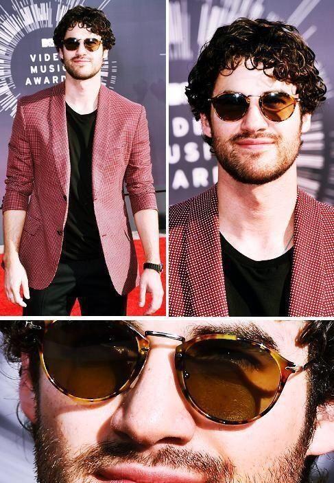 Darren Criss VMAs (8/24/14)