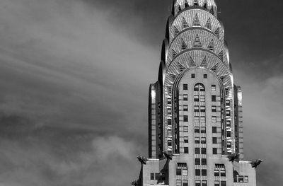 The Eagles The Crown Chrysler Building Manhattan New York