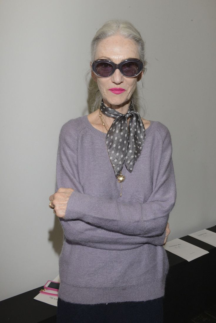 Красивые пожилые женщины