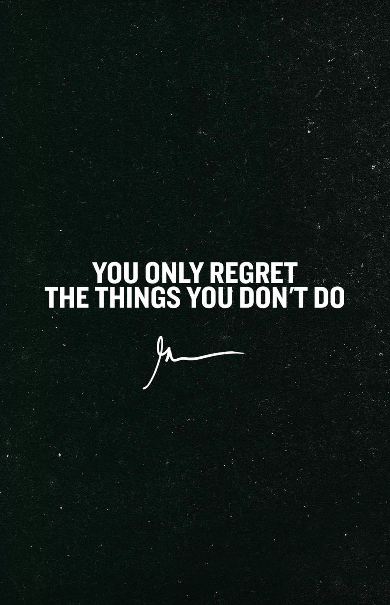 No Regrets At Garyvee Screenspiration Regret Quotes Quotes