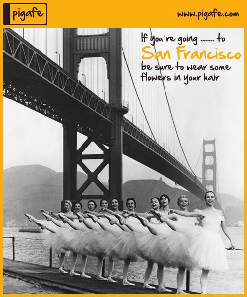 San Francisco by pigafe.com