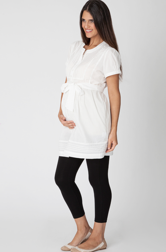 b83668ff1c6 Pintuck Overshirt by Ripe Maternity Maternity Wear Australia - Affordable Maternity  Clothes - www.mums2be.com.au