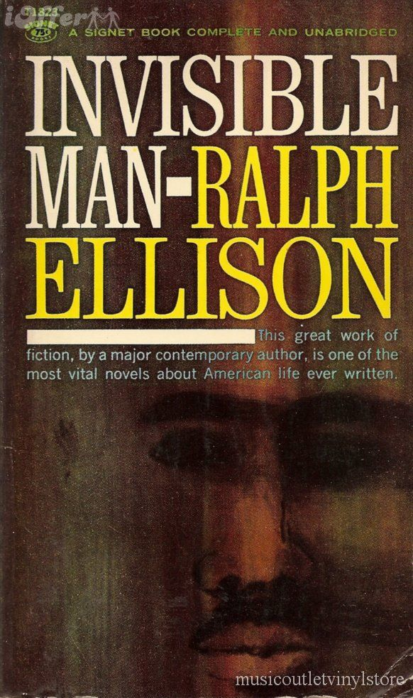 Help with the Invisible Man by Ellison...?