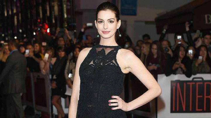 Anne Hathaway Is Expecting Her First Child