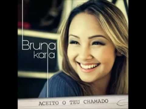 CD Aceito O Teu Chamado - Bruna Karla (Completo)