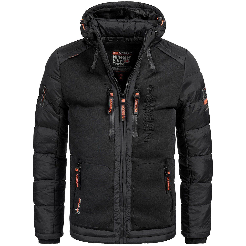 1006e1d80ff2 Geographical Norway BREVSTER Herren Winterjacke Jacke Outdoor Ski warm Gr.  S-XXXL 2-