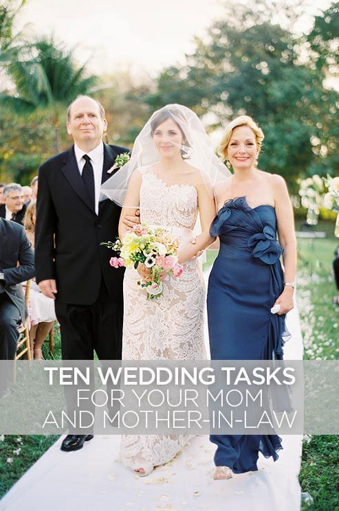 We Re Revealing The Roles And Responsibilities Of Your Mom And Mother In Law For Your Wedding From Your Rehearsal Dinn Bride Wedding Etiquette Wedding Dresses,Plus Size Wedding Dress Designers Uk