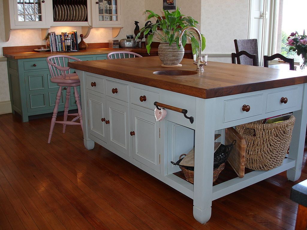 dazzling country style kitchen island with single handle kitchen faucets on table top also drawer pulls for kitchen cabinets and wooden dresser knobs above - Country Style Kitchen Island