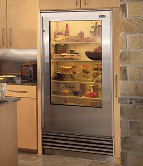 Pin By Emmie Frederiks On Karla S Dream House Glass Door Refrigerator Glass Front Refrigerator Glass Door Fridge
