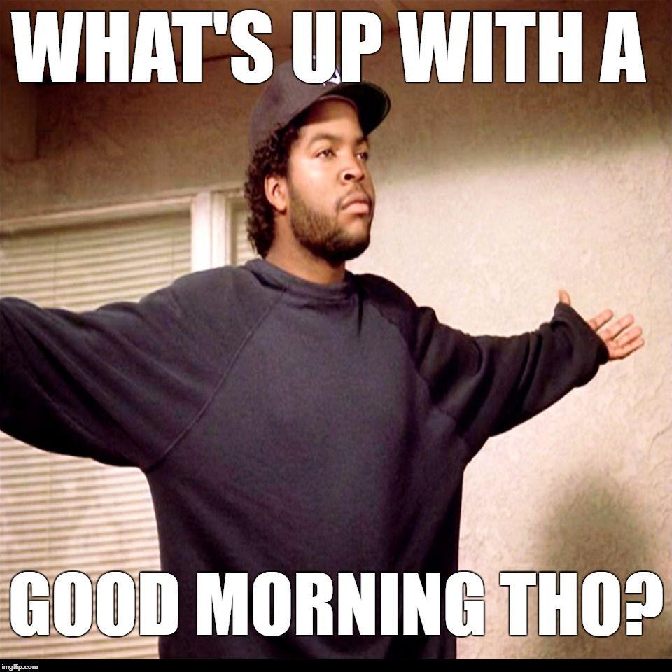 Pin By Bigbaby On Good Morning Meme Good Morning Meme Sales Humor Oprahs Book Club