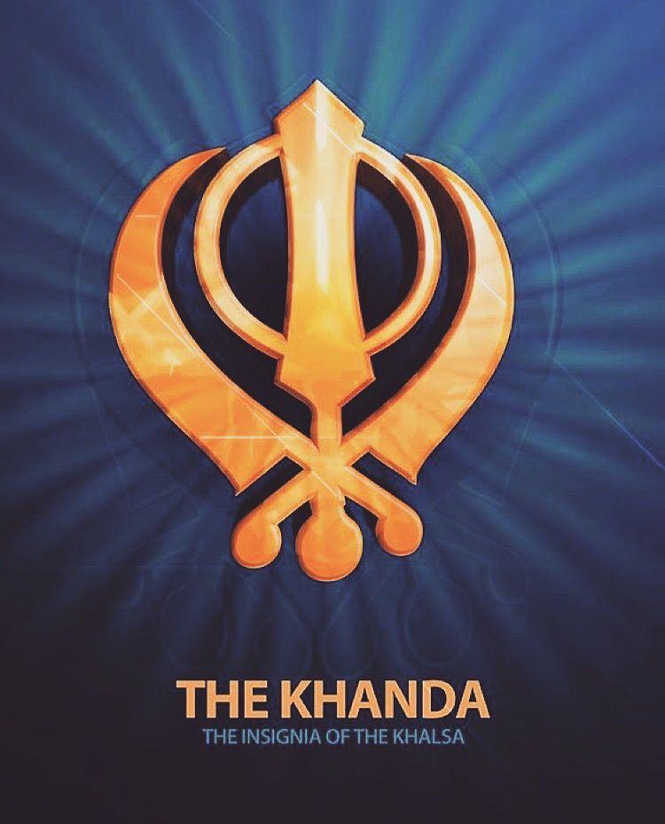 Follow Factsaboutsikhism Khanda Sikhi Khalsa Factsaboutsikhism