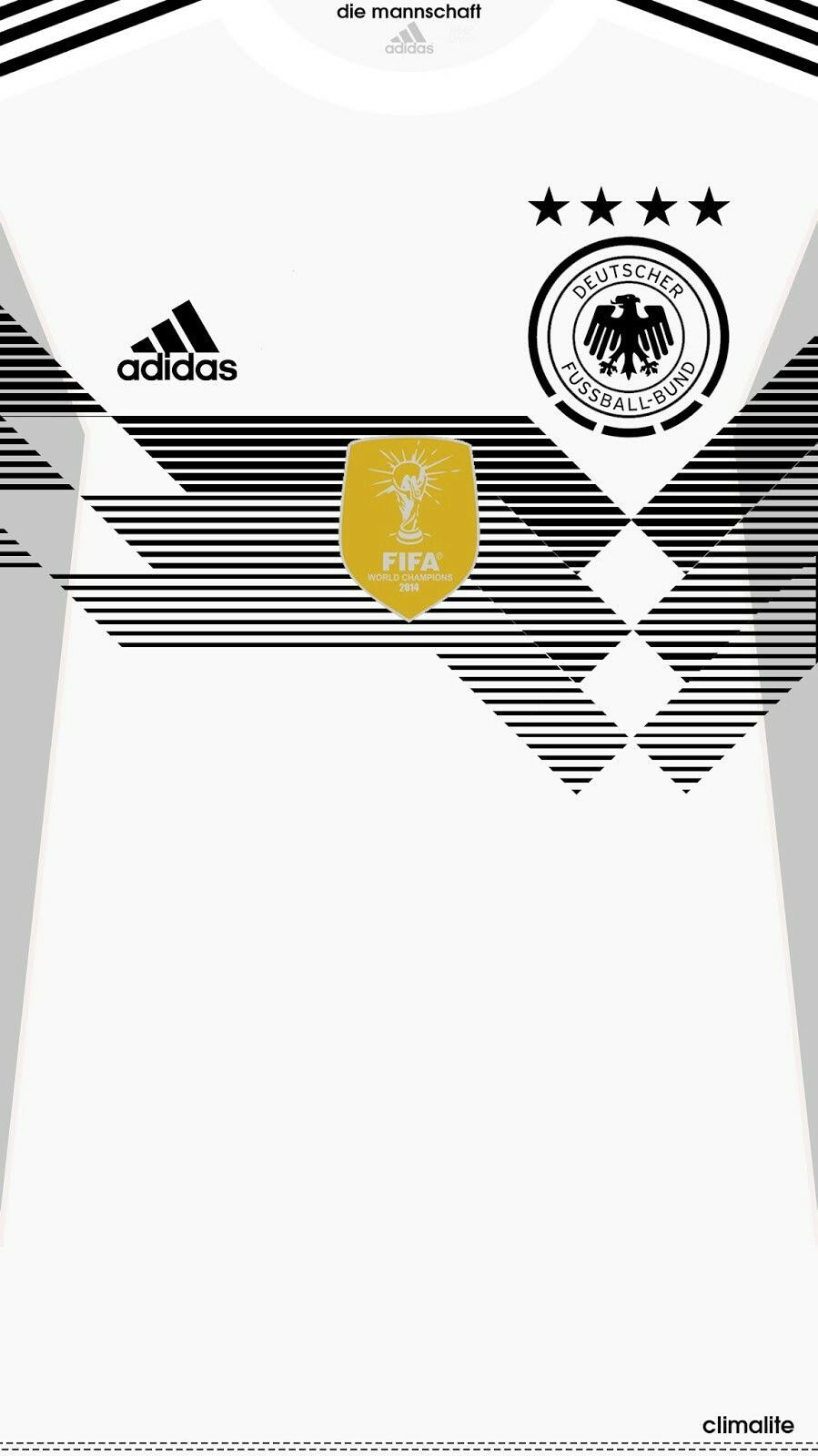Germany 18-19 ( world cup champions ) kit home  soccerkits  d702151079baf