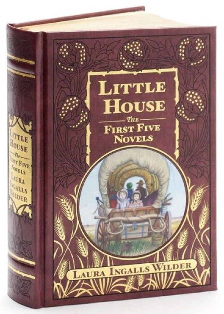 Little House The First Five Novels Bn Classics Edition The