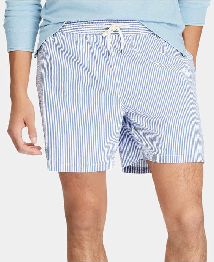 c0214393ca Polo Ralph Lauren Men 5 3⁄4 Traveler Swim Trunks in 2019 | Products ...