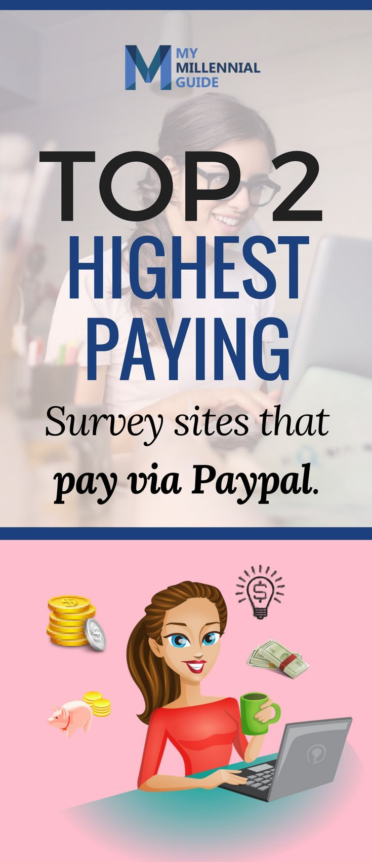 2 highest paying survey sites that pay through paypal