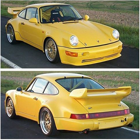 rsr porsche 965 964 rsr porschemotorsport speedyellow bbs classic 911 aircooled. Black Bedroom Furniture Sets. Home Design Ideas