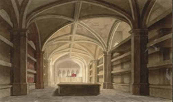 Royal St Georges Chapel Windsor Vault