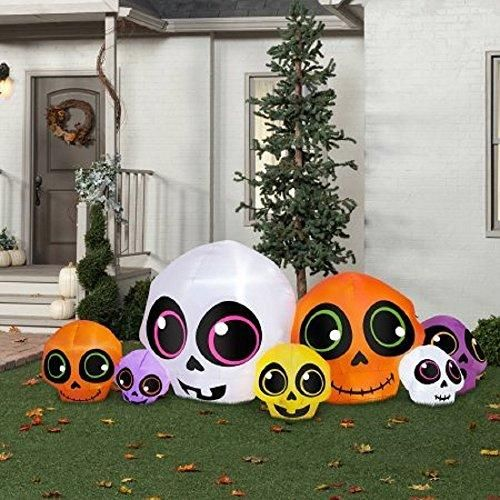 WOW Gemmy Airblown In is here! See it at   1morew - inflatable halloween decoration