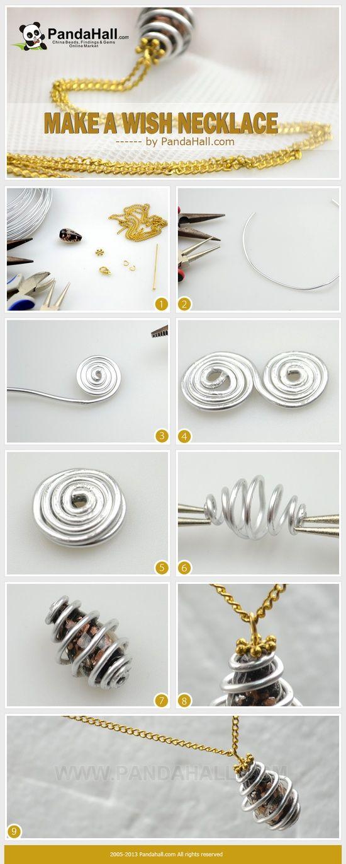 плетение из проволоки | jewelry | Pinterest | Draht, Schmuck und ...