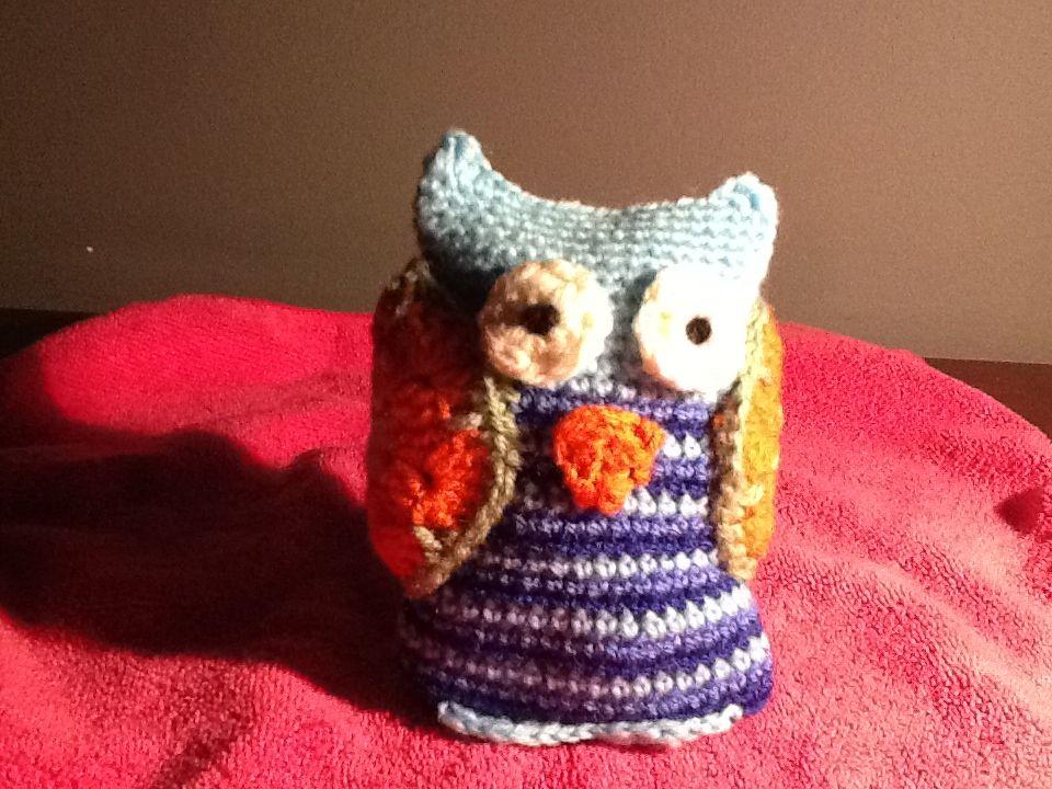 amigurimi owl