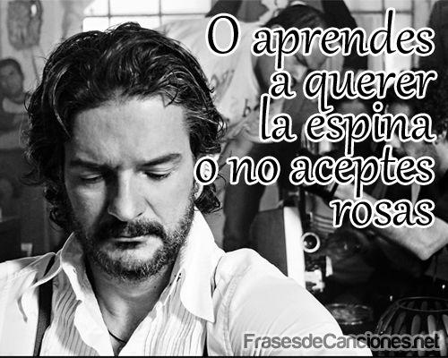 Acepto Frases De Arjona Frases De Canciones Ricardo Arjona