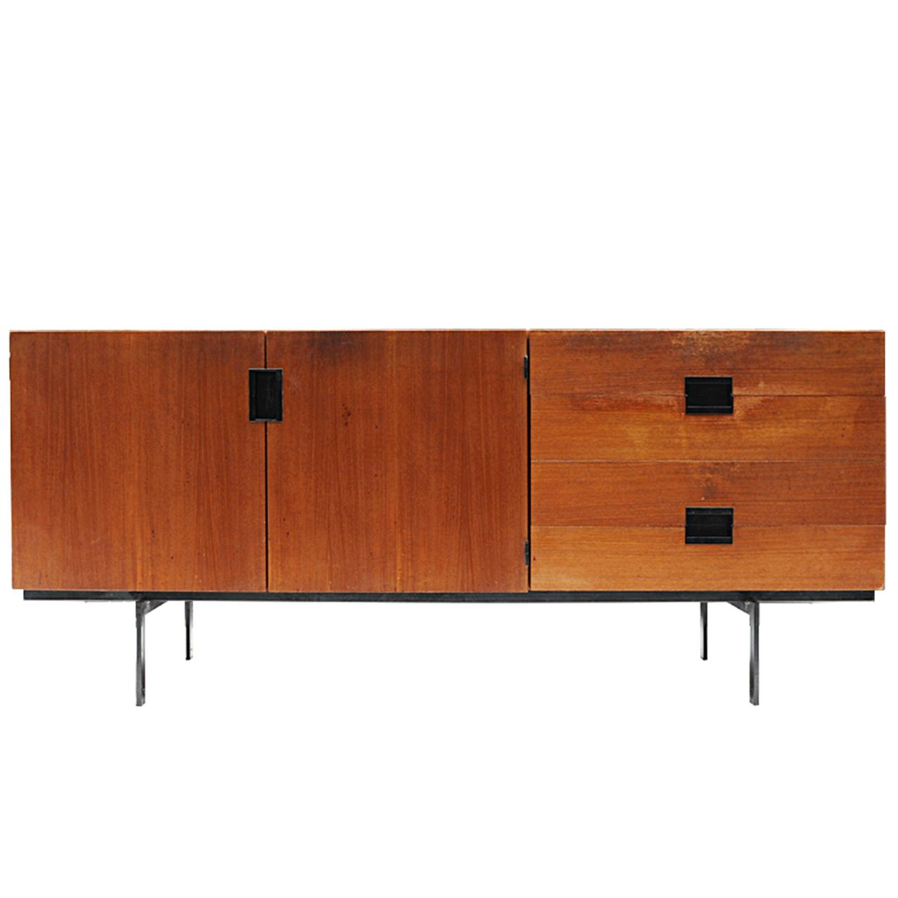 Sideboard Credenza Du04 By Cees Braakman For Pastoe 20th C