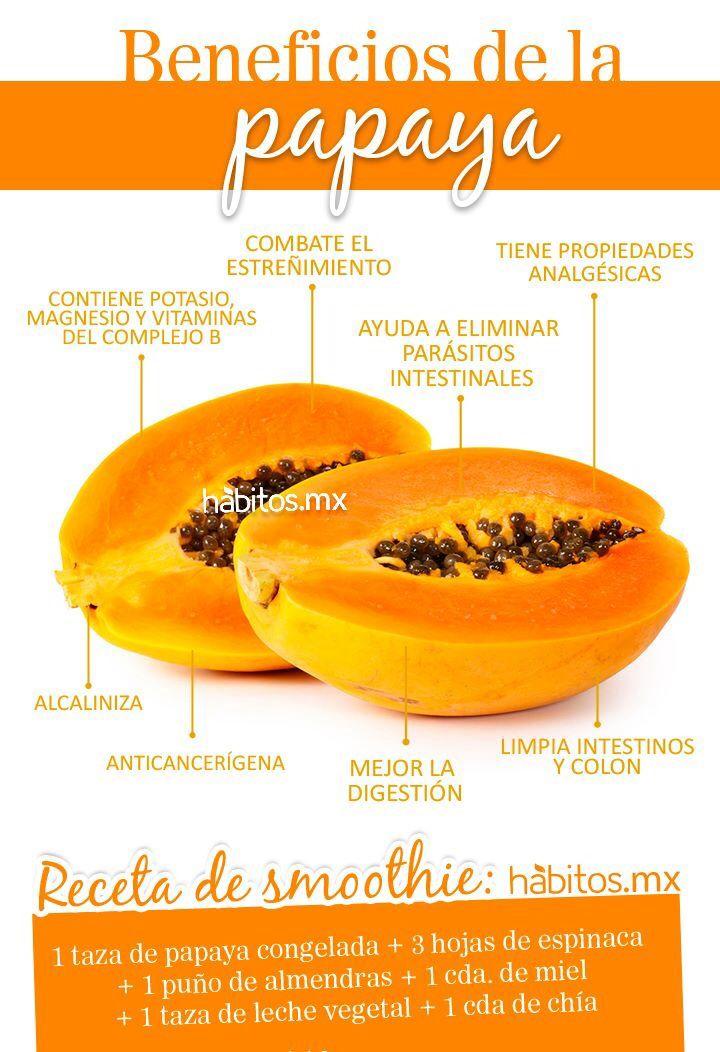 beneficios de la papaya alimentaci n y salud pinterest sant alimentation et fruit. Black Bedroom Furniture Sets. Home Design Ideas