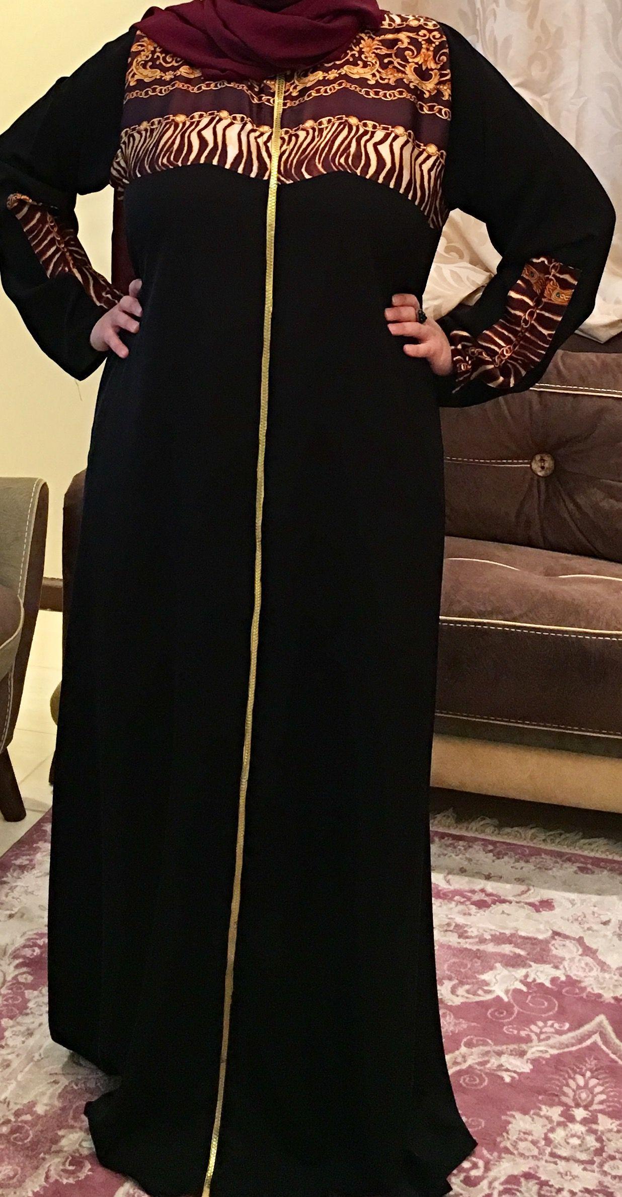 عبايه عبايات السعوديه الدمام الرياض جده الطائف بنات الرياض ينبع حائل الخليج الكويت الامارات البحرين تصميم Dresses With Sleeves Fashion Long Sleeve Dress
