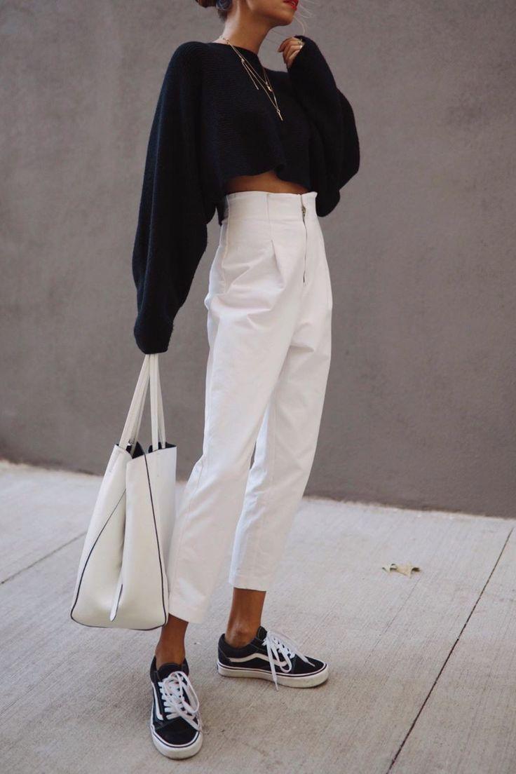 15+ minimalistische Outfits für den Frühling – #fruhling #minimalistische #out…