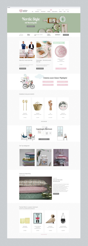 Geliebtes Zuhause Geliebtes Zuhause Website Design Zuhause