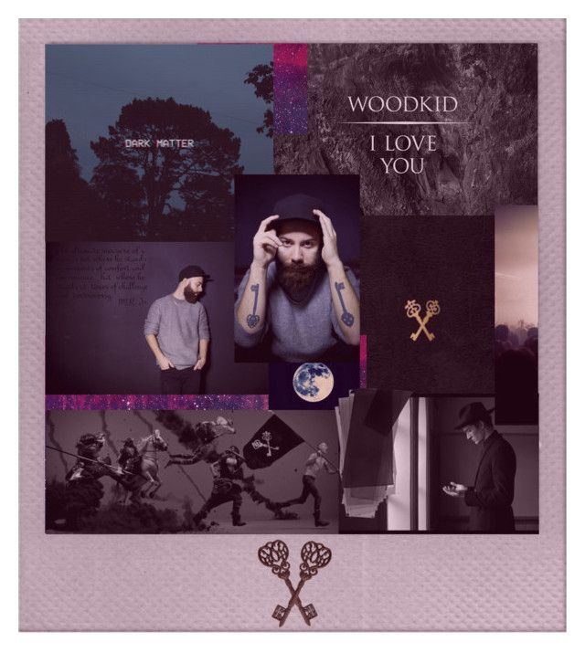 """WOODKID"" by urmyshelter ❤ liked on Polyvore featuring Polaroid and Casetify"
