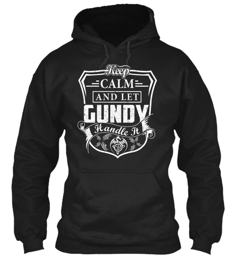 GUNDY - Handle It #Gundy