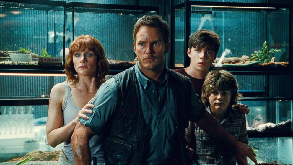 Abc News On Twitter Jurassic World Movie Jurassic World Pictures Jurassic World 2015