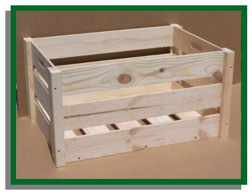 Poole Sons Inc Large Wooden Crate With Hand Holes Large Wooden Crates Large Wooden Box Wooden Crate