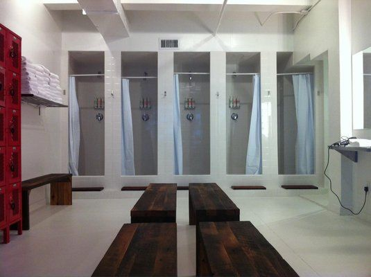 Locker Room Shower, Gym Room, Gym Lockers