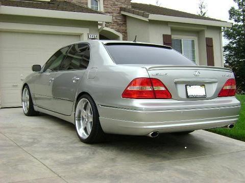 Ca 2003 Lexus Ls430 Ultra Luxury Wald Vip Club Lexus Forums Ls