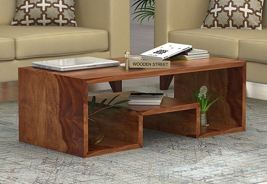 Watson Coffee Table (Teak Finish) | بسيار اموزنده | Pinterest | Center Table,  Buy Coffee Table And Coffee