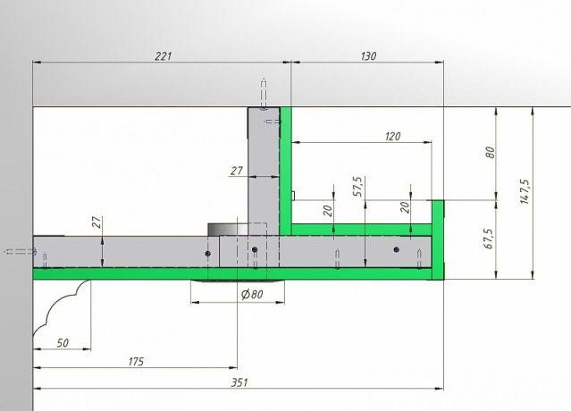 controsoffitto con illuminazione Design del soffitto