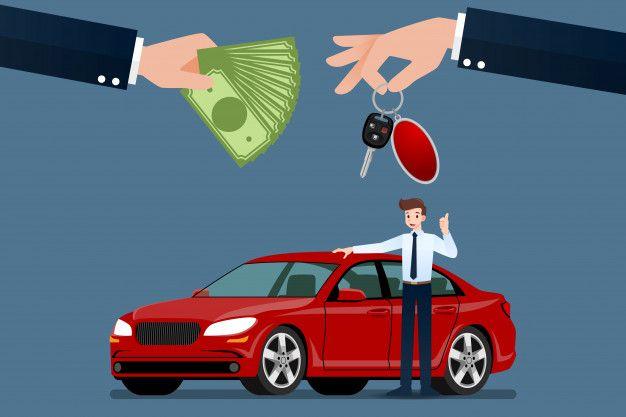 The Car Dealer S Sell A Car Sell Car Car Finance Car