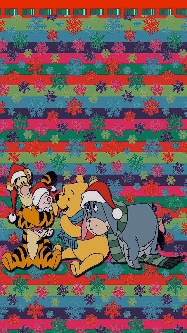Pinterest Enchantedinpink Wallpaper Iphone Christmas Cartoon Wallpaper Disney Phone Wallpaper