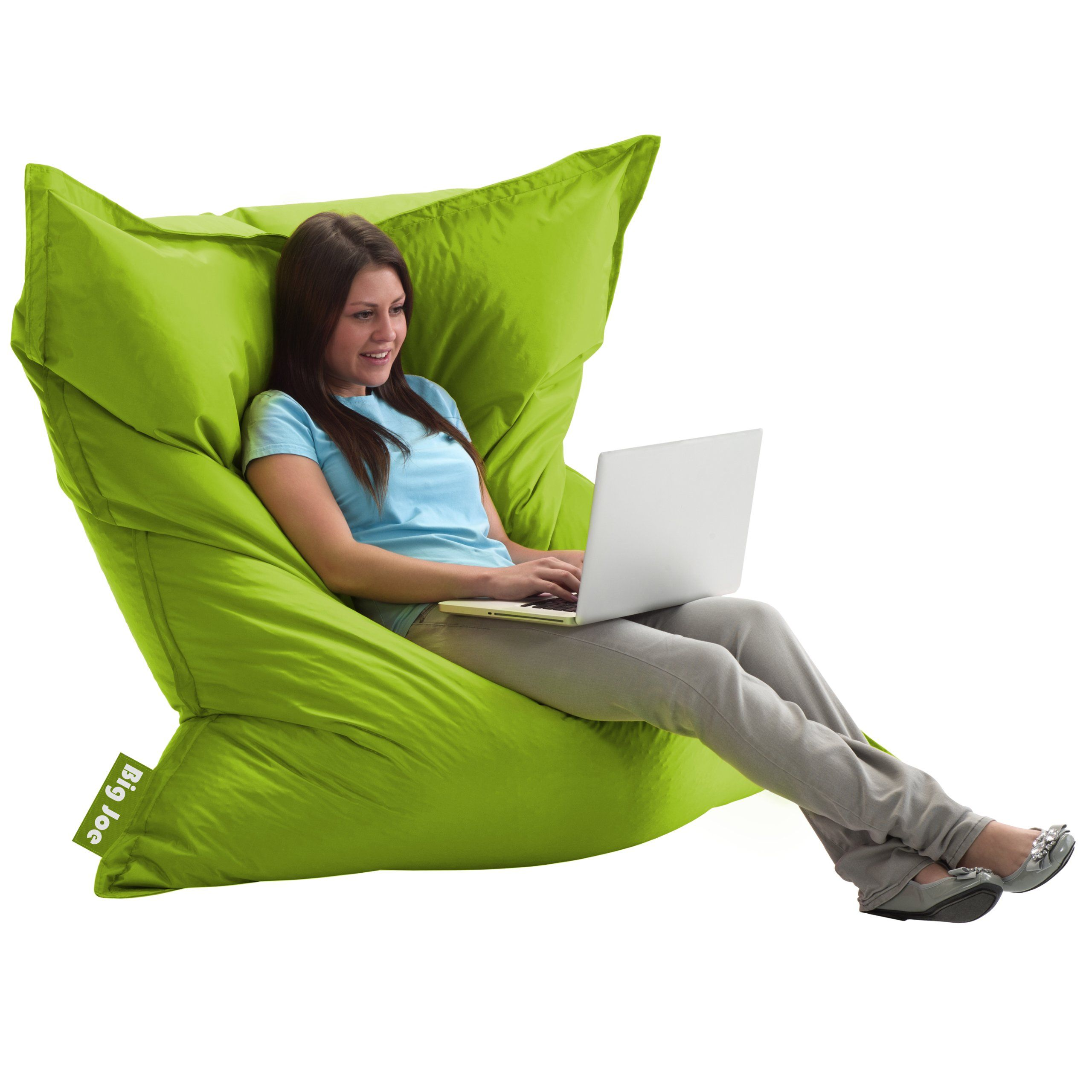 Terrific Amazon Com Big Joe Original Bean Bag Chair Flaming Red Cjindustries Chair Design For Home Cjindustriesco