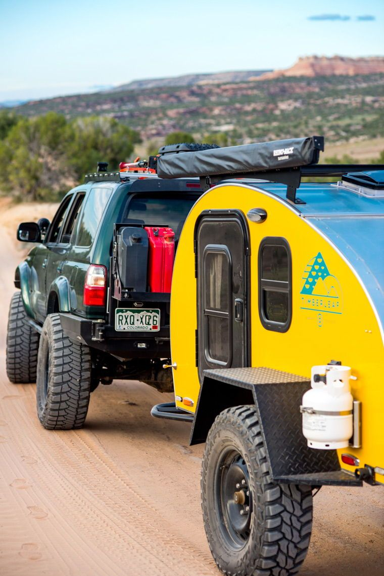 Best Teardrop Camper Designs For Adventure Travel   Camper ...