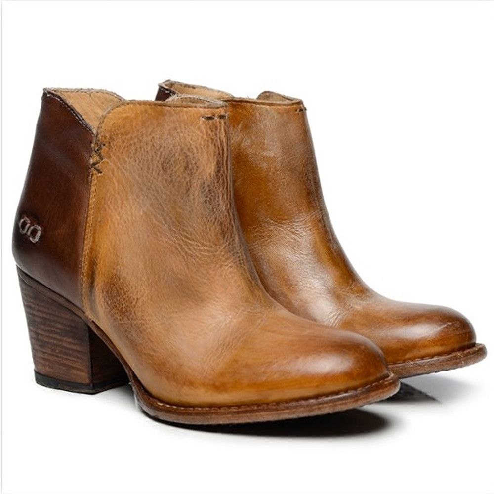 Bed Stu Yell Bootie in Tan I have these boots, so something to go with
