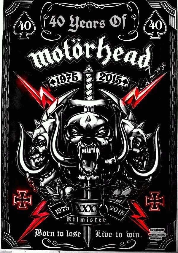Mot 246 Rhead I Want To Tattoo This Awesome Shit Legends In