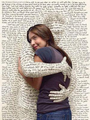 Ainda amo letras e palavras!   Asas da Informação   O mundo conectado