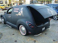 rat rod pt cruiser | ... rat desert rod chrysler mopar pt custom cruiser airbrush kustom