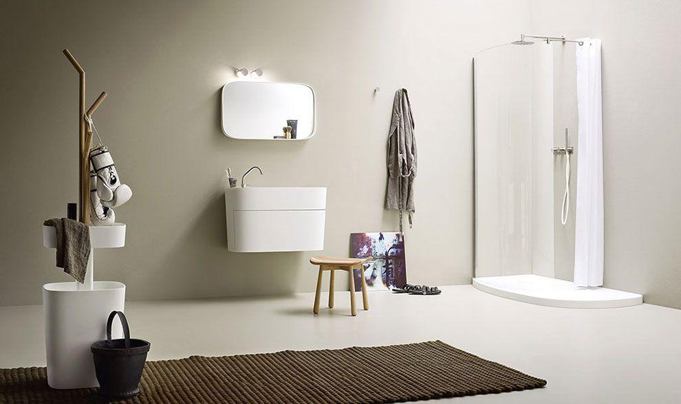 Bagno moderno stile giapponese vasche da bagno centro stanza in